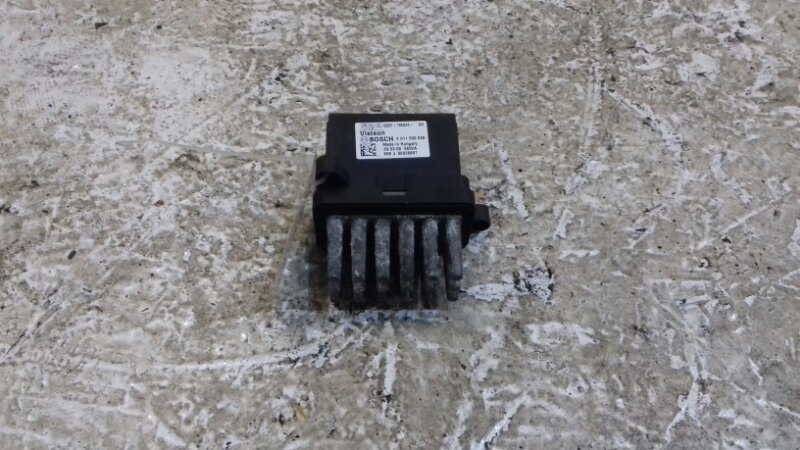 Резистор печки Ford Mondeo 4 BE 2.2 TD 2008