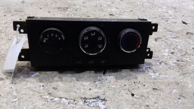 Блок управления печкой Chevrolet Captiva C100 2.0 TD 2007