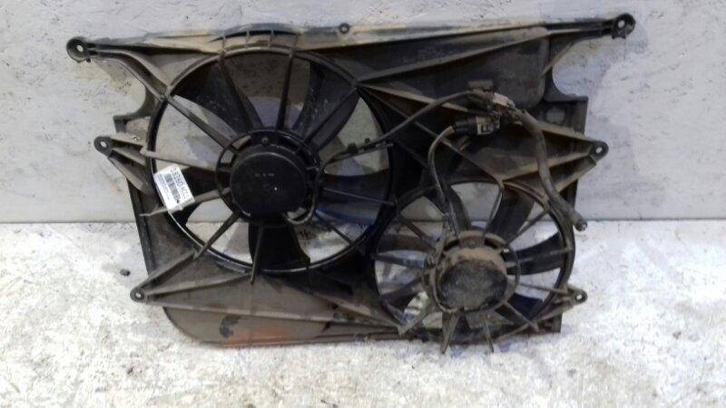 Вентилятор охлаждения Chevrolet Captiva C100 2.0 TD 2007