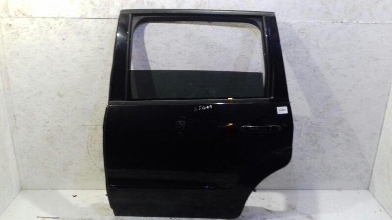 Дверь Ford Galaxy CD340 2.0 TD 2010 задняя левая