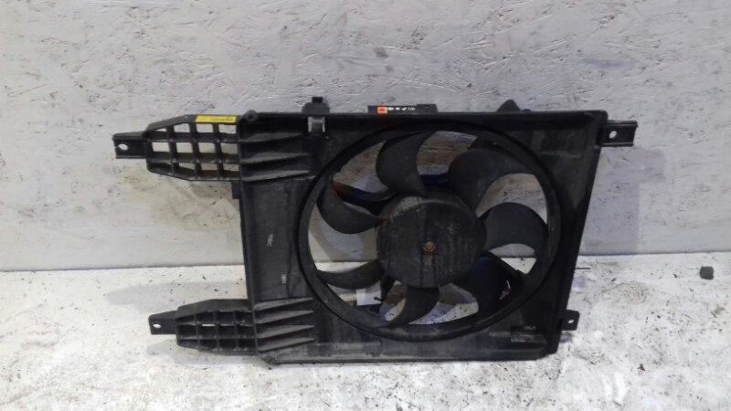 Вентилятор охлаждения Chevrolet Aveo T250 1.2 I 2010