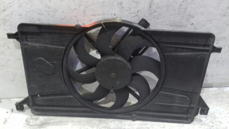 Вентилятор охлаждения Ford Focus 2 CB4 1.6 I 2006