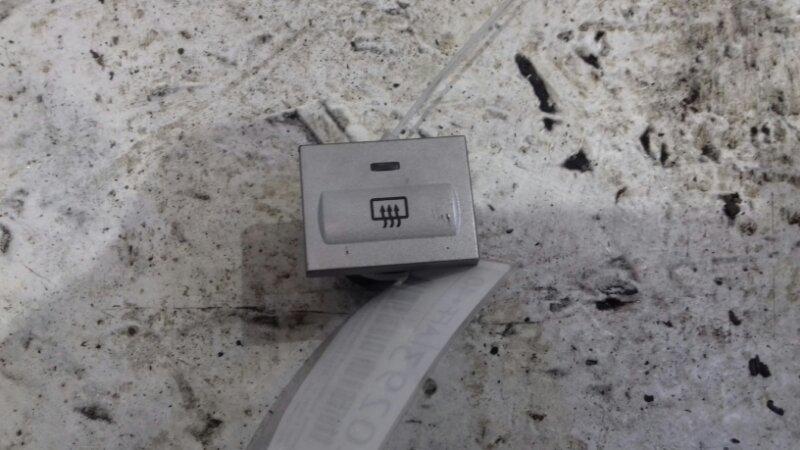 Кнопка включения обогрева заднего стекла Ford Focus 2 CB4 1.8 TD DURATORG-DI HPCR (115PS) LYNX 2008