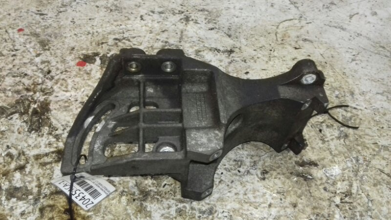 Кронштейн насоса гур и компрессора кондиционера (ас) Chevrolet Aveo T250 1.2 I 2010