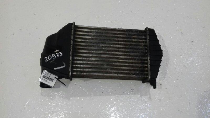 Радиатор интеркулера Opel Astra H 1.3 TD 2004