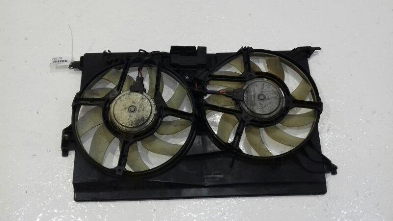 Вентилятор охлаждения Opel Vectra C 3.2 I 2002