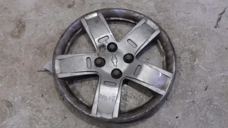 Колпак на колесо Chevrolet Aveo T250 1.2 I 2010
