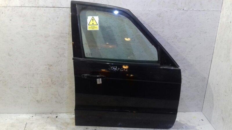 Дверь Ford Galaxy CD340 2.0 TD 2012 передняя правая