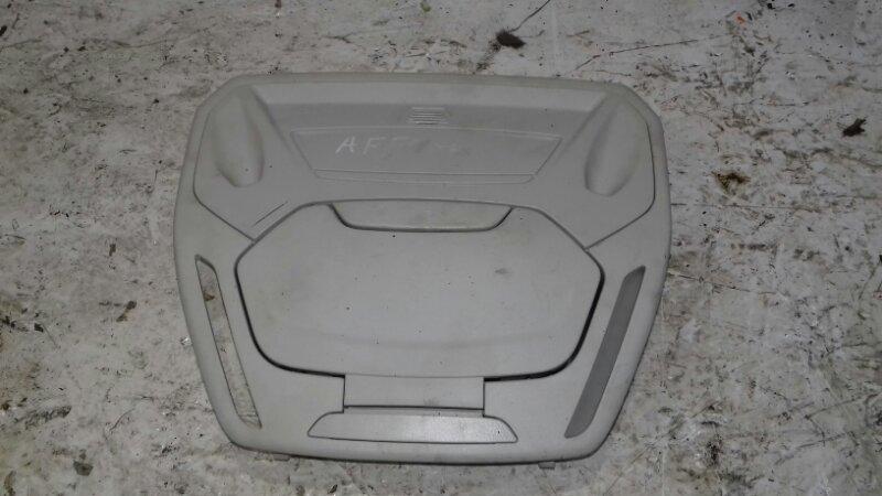 Потолочная консоль Ford Focus 3 CB8 1.6 I DURATEC TI-VCT (123PS) - SIGMA 2012