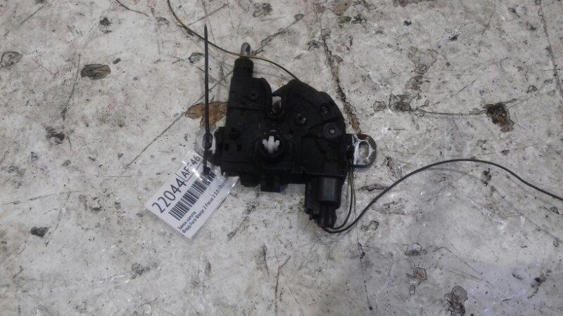 Замок капота Ford Focus 2 CB4 2.0 I DURATEC-HE (145PS) - MI4 2007