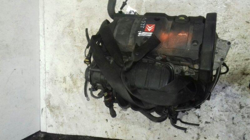 Двигатель Citroen C4 1.6 I 2004