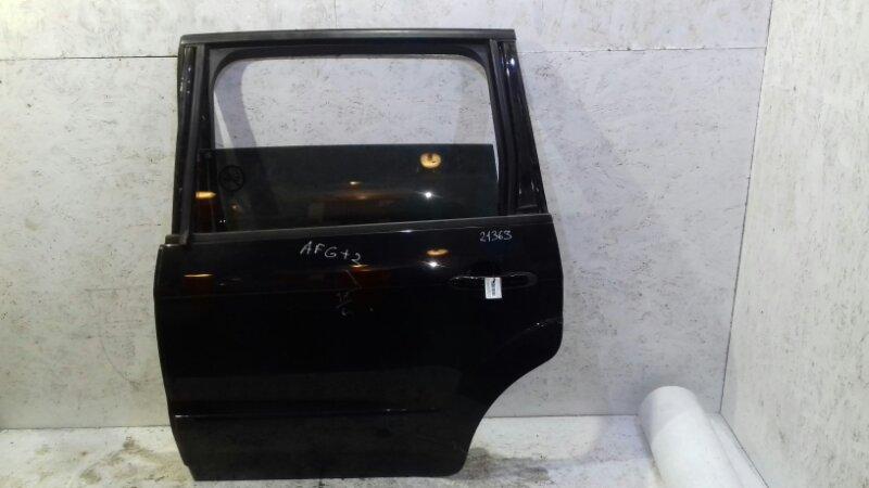Дверь Ford Galaxy CD340 2.0 TD 2012 задняя левая