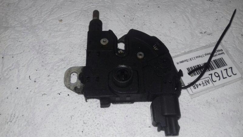 Замок капота Ford Focus 2 CB4 1.8 I DURATEC-HE PFI (125PS) - MI4 2011