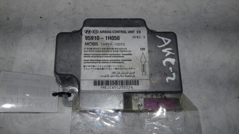 Блок srs Kia Ceed ED 1.6 I 2009