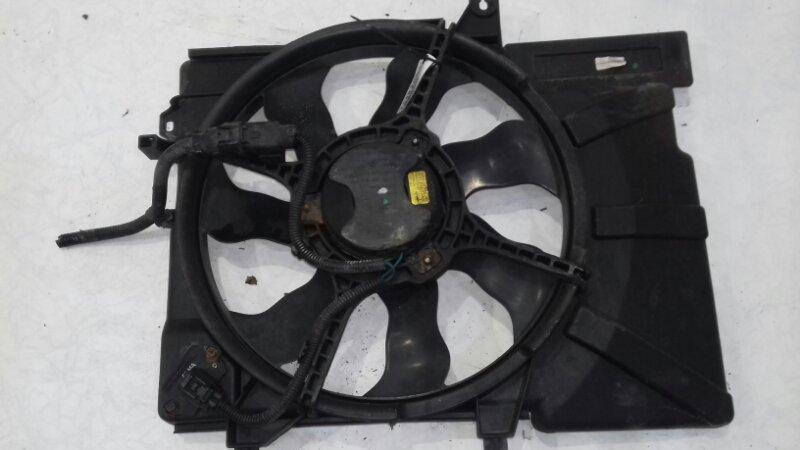 Вентилятор охлаждения Hyundai Getz TB 1.1 I 2007