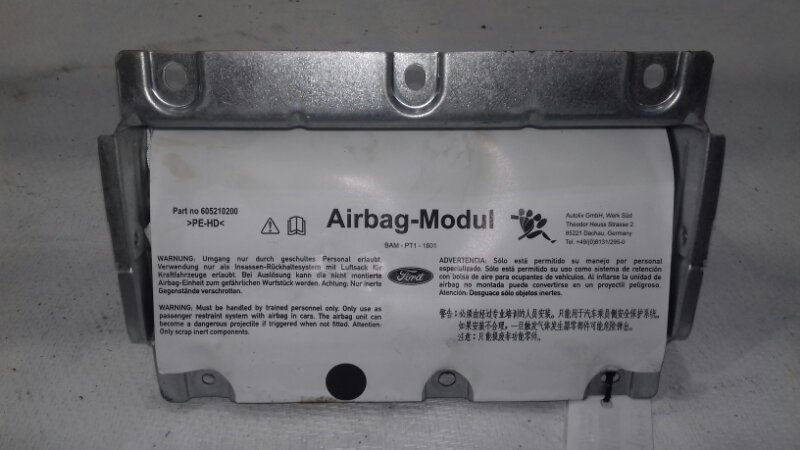 Подушка srs ( airbag ) пассажира Ford Mondeo 4 BE 1.6 I ECOBOOST SCTI 160/182PS - SIGMA 2011