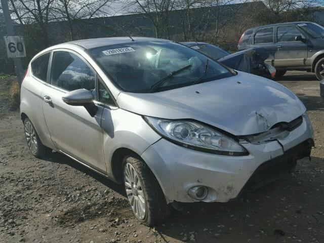 Машинокомплект Ford Fiesta 1.6 I DURATEC-16V TI-VCT (115/120PS) 2008