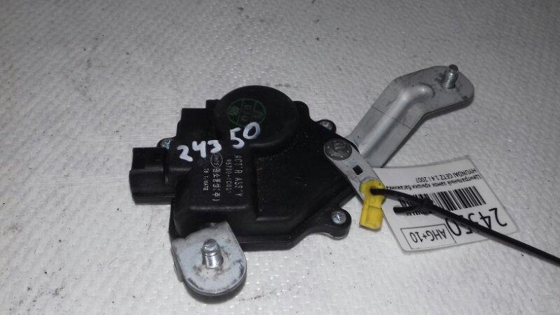 Центральный замок крышки багажника Hyundai Getz TB 1.4 I 2007