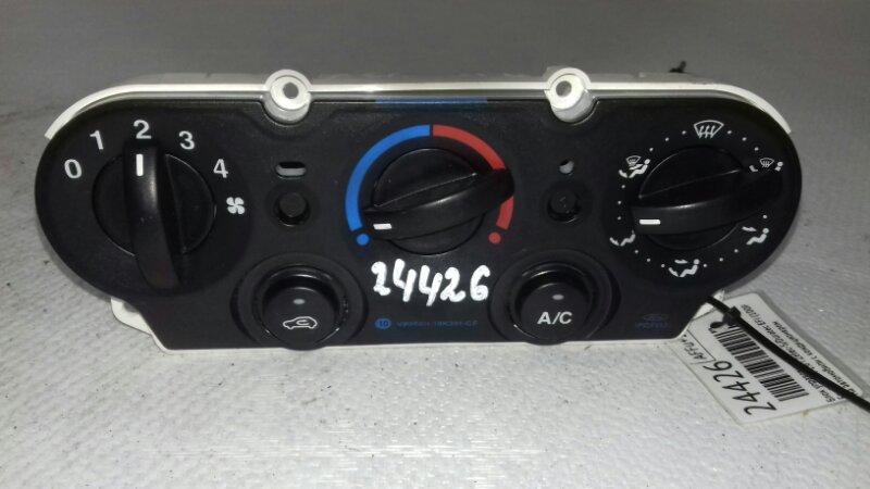 Блок управления печкой Ford Fusion CBK 1.6 I ZETEC-S/DURATEC EFI (100PS) 2007