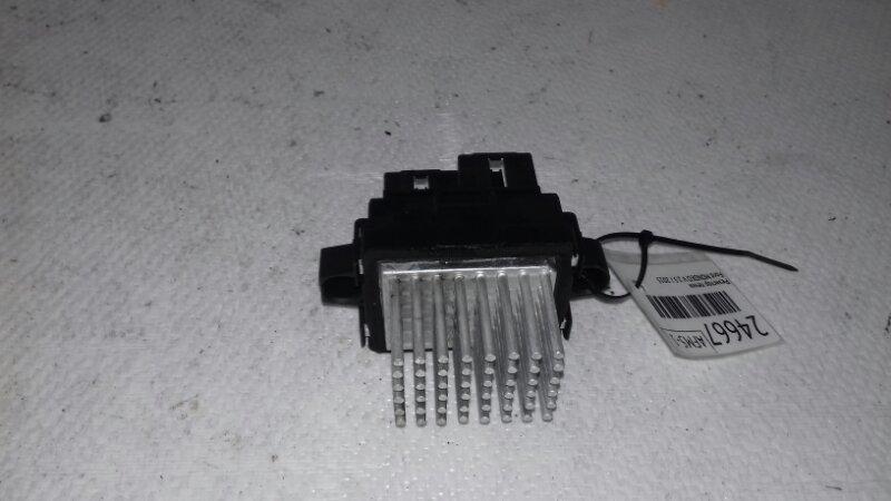 Резистор печки Ford Mondeo 5 CD391 2.5 I 2015