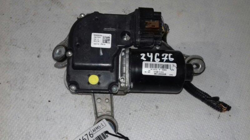 Мотор дворника Ford Mondeo 5 CD391 2.5 I 2015 передний левый
