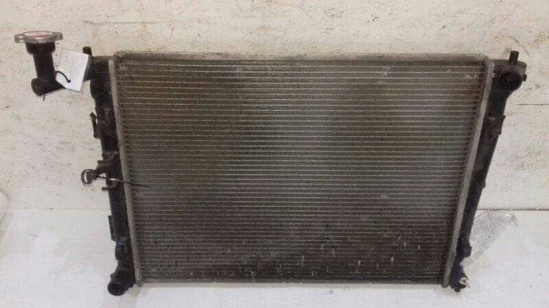 Радиатор охлаждения (основной ) Kia Ceed ED 1.4 I 2011