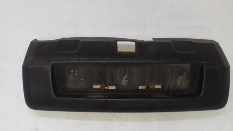 Накладка заднего бампера Kia Soul AM 1.6I 2010 задняя