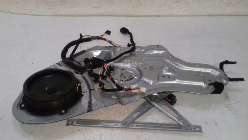 Стеклоподъемник двери Kia Soul AM 1.6I 2010 передний правый