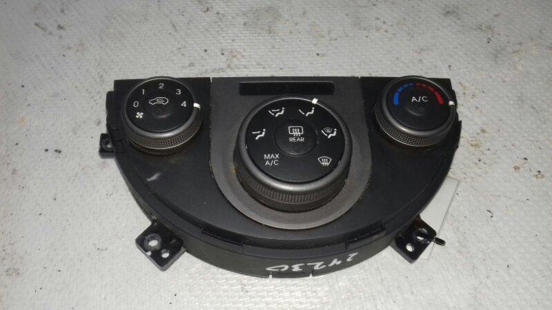 Блок управления печкой Kia Soul AM 1.6I 2010