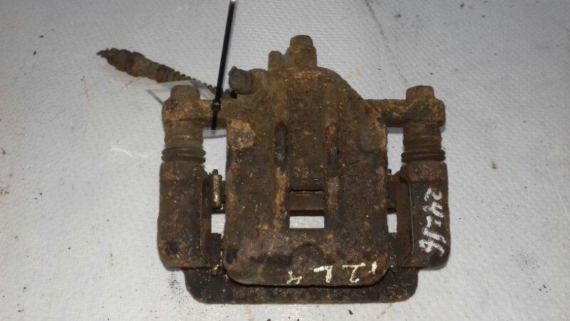 Суппорт тормозной Kia Soul AM 1.6I 2010 задний левый