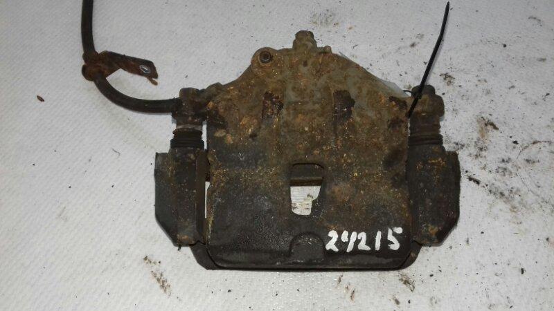 Суппорт тормозной Kia Soul AM 1.6I 2010 передний правый