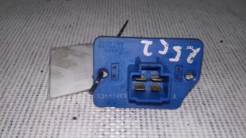 Резистор печки Hyundai Getz TB 1.4 I 2008