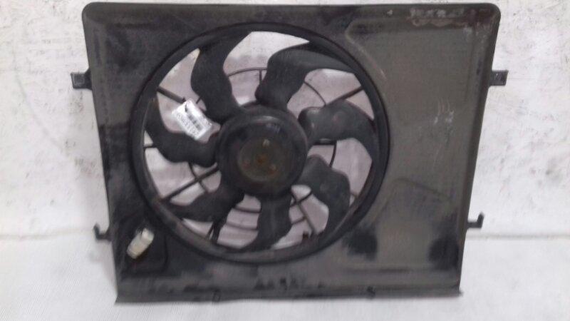 Вентилятор охлаждения Kia Ceed ED 1.6 I 2010