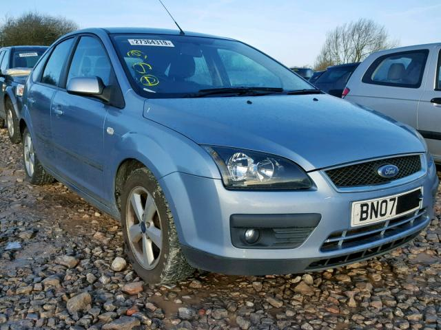 Машинокомплект Ford Focus 2 1.6 I ZETEC-S PFI (100PS) 2007