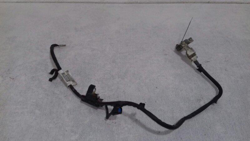 Аккумуляторная клемма Ford Focus 2 CB4 1.6 I ZETEC-Z PFI (100PS) 2006
