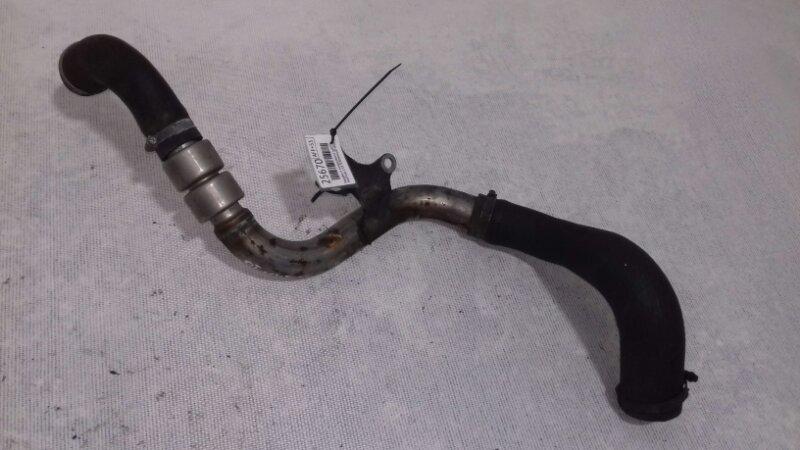 Патрубок от интеркулера на турбину Ford Focus 2 CB4 1.8 TD DURATORQ-DI HPCR (115PS) LYNX 2009