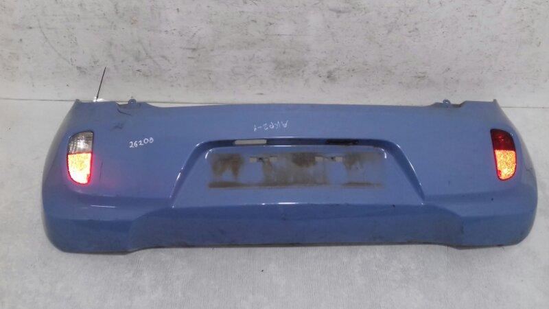 Бампер Kia Picanto TA 1.0 I G3LA 2012 задний