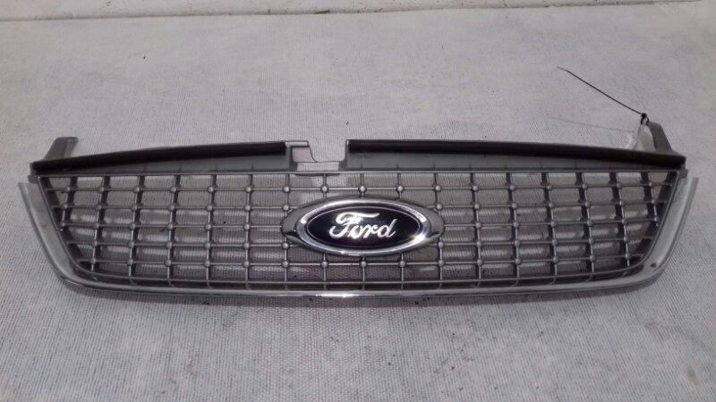 Решетка радиатора Ford Mondeo 4 BE 2.5 I HUBA DURATEC-ST (220) - VI5 2007 верхняя