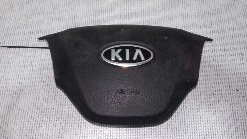 Подушка srs ( airbag ) в руль Kia Picanto TA 1.0 I G3LA 2012