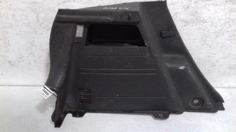 Пластик багажника Hyundai Getz TB 1.4 I 2007 задний левый