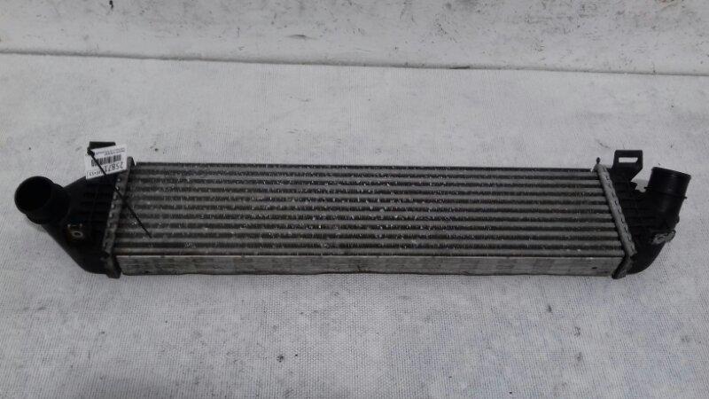 Радиатор интеркулера Ford Focus 2 CB4 1.8 TD DURATORQ-DI HPCR (115PS) LYNX 2009