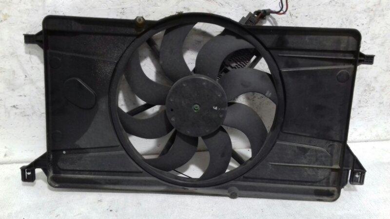 Вентилятор охлаждения Ford Focus 2 CB4 1.6 I ZETEC-Z PFI (100PS) 2006