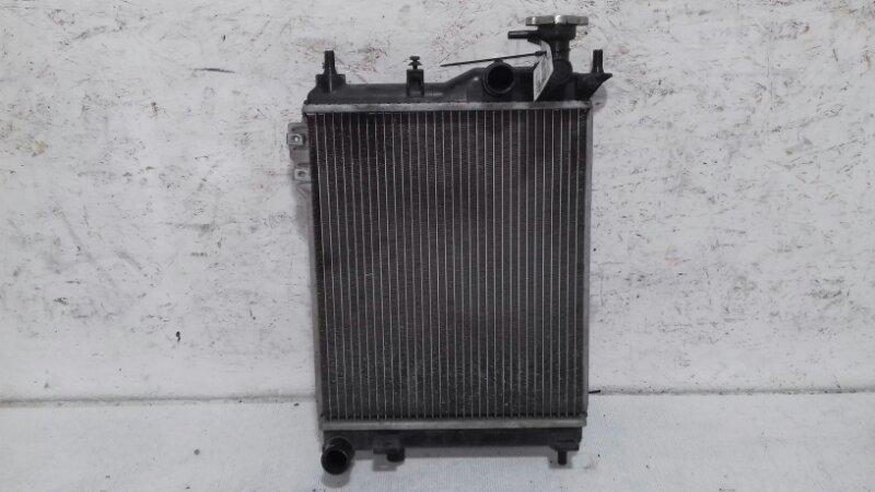 Радиатор охлаждения (основной ) Hyundai Getz TB 1.1 I 2007