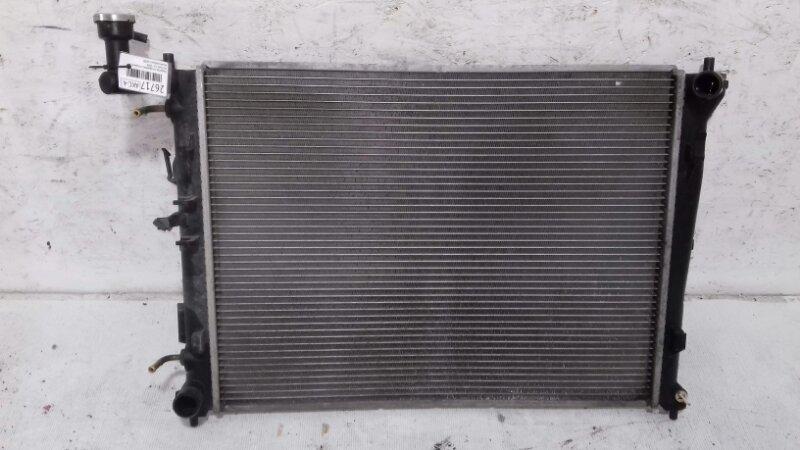 Радиатор охлаждения (основной ) Kia Ceed ED 1.6 I 2008
