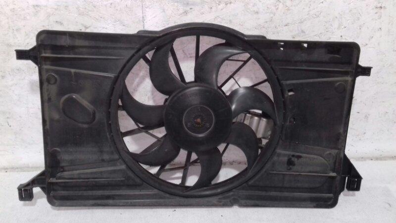 Вентилятор охлаждения Ford Focus 2 CB4 2.0TD DURATORQ-TDCI (136PS) - DW10 2009