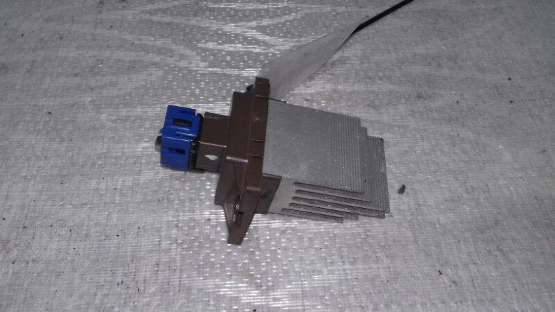 Резистор печки Kia Ceed ED 1.6 I 2010