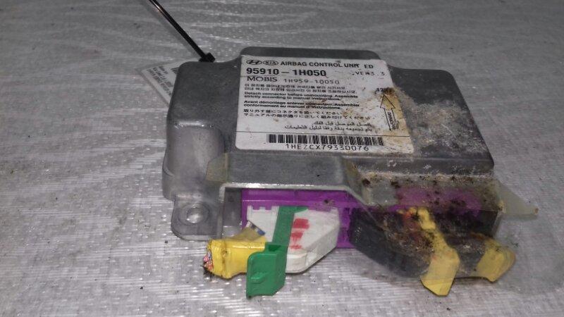Блок srs Kia Ceed ED 1.6 I 2010