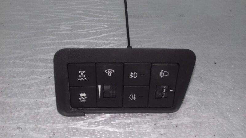 Блок включения света Hyundai Santa Fe CM 2.2 TD D4HB 2011