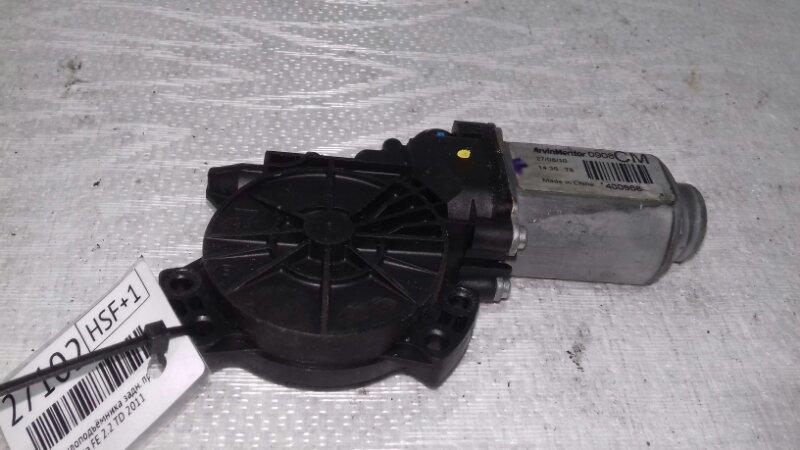 Мотор стеклоподъёмника Hyundai Santa Fe CM 2.2 TD D4HB 2011 задний правый