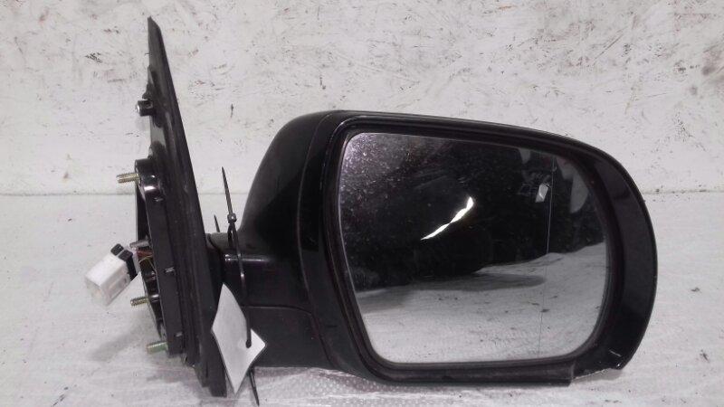 Зеркало Hyundai Santa Fe CM 2.2 TD D4HB 2011 правое